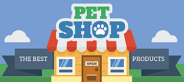 Online veterinary Store